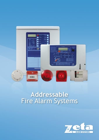 zeta addressable fire alarm wiring diagram liver pancreas gallbladder systems by issuu page 1