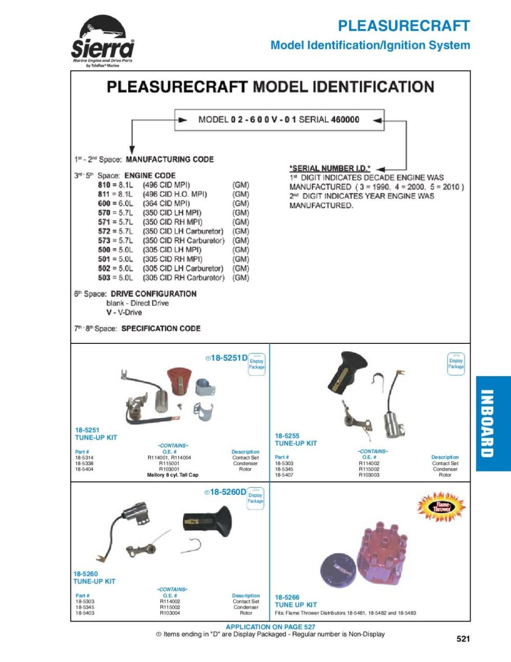 medium resolution of sierra marine engine and drive parts for pleasurecraft by anthea webb issuu