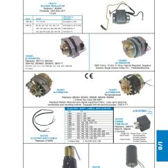 One Wire Alternator Wiring Diagram Mopar Hpm Double Light Switch Denso Ac