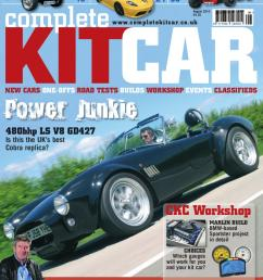complete kit car magazine august 2010 preview by performance publishing ltd issuu [ 1161 x 1500 Pixel ]