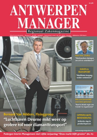Antwerpen Manager 37 by Manager Magazines  Issuu