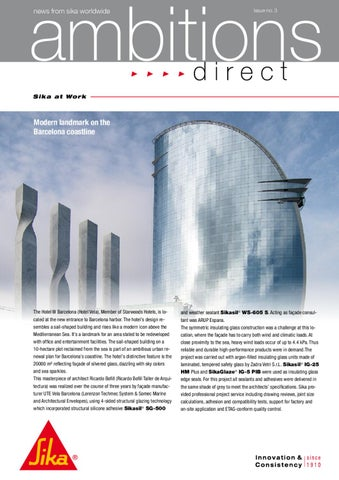 Sika Ambitions Direct No 03 By Sika AG Issuu