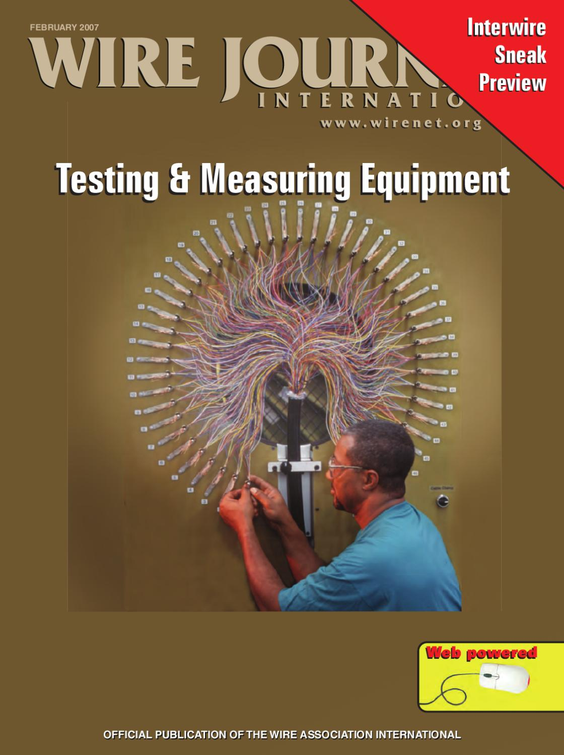 hight resolution of testing measuring equipment by wire journal international inc issuu