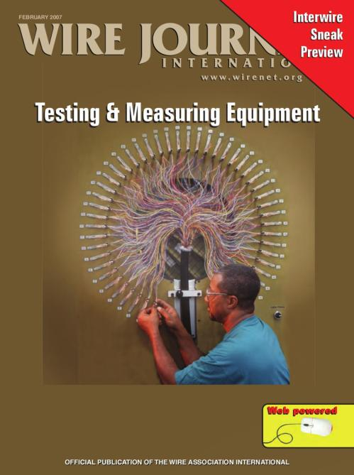 small resolution of testing measuring equipment by wire journal international inc issuu