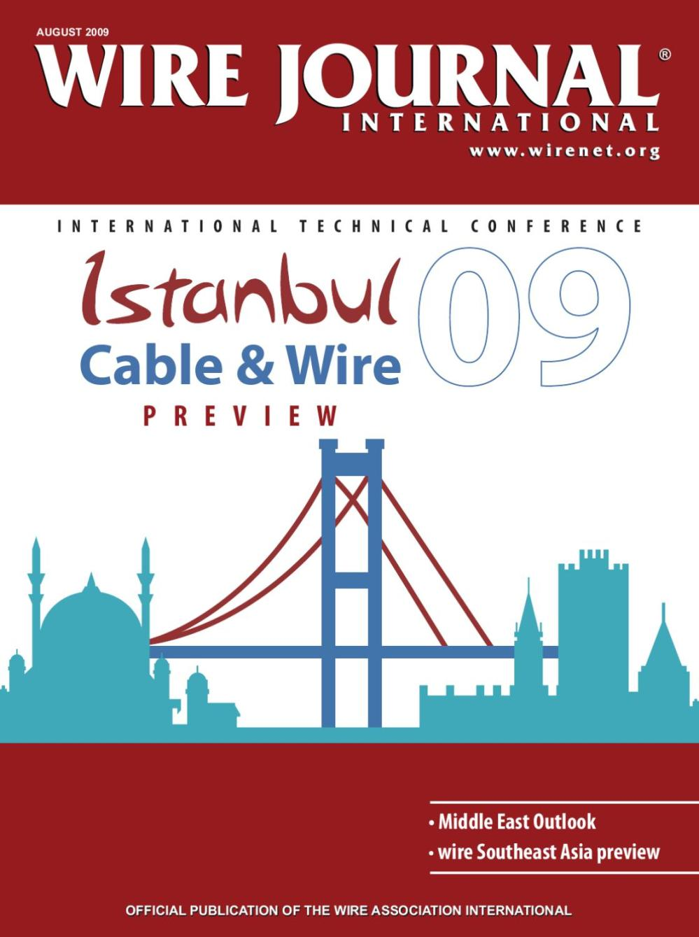 medium resolution of istanbul cable wire 2009 preview by wire journal international inc issuu