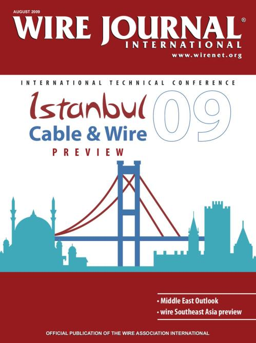 small resolution of istanbul cable wire 2009 preview by wire journal international inc issuu