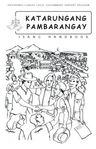 Katarungang Pambarangay (Tagalog) by Local Governance