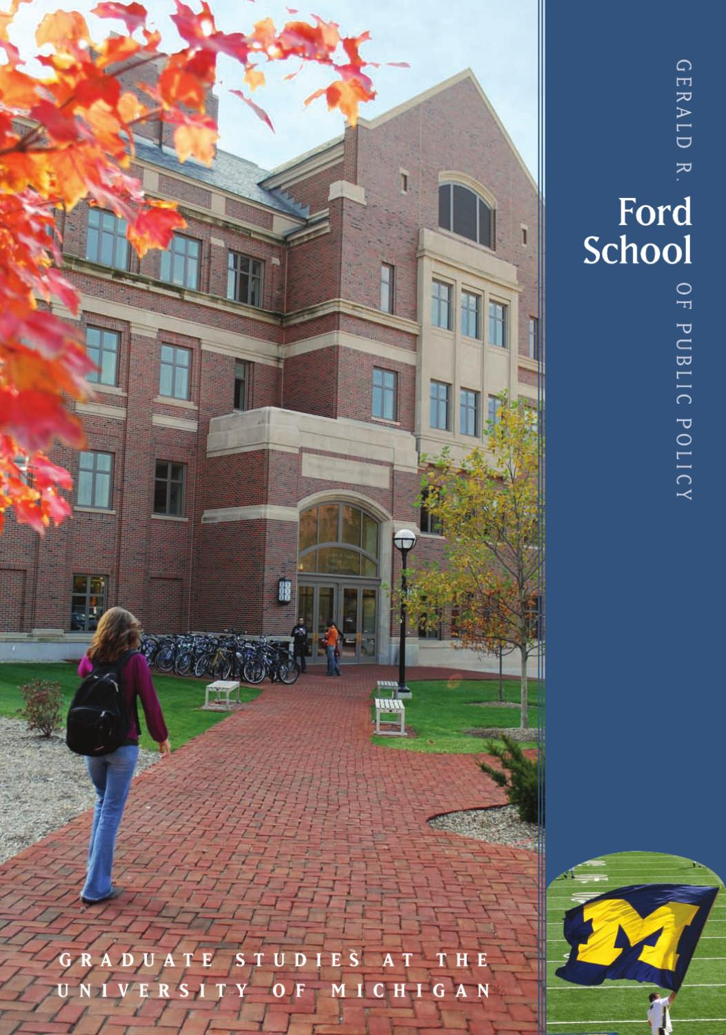 Optimal Resume Harris School Of Business Academics At The Gerald R Ford School Of Public Policy By Gerald