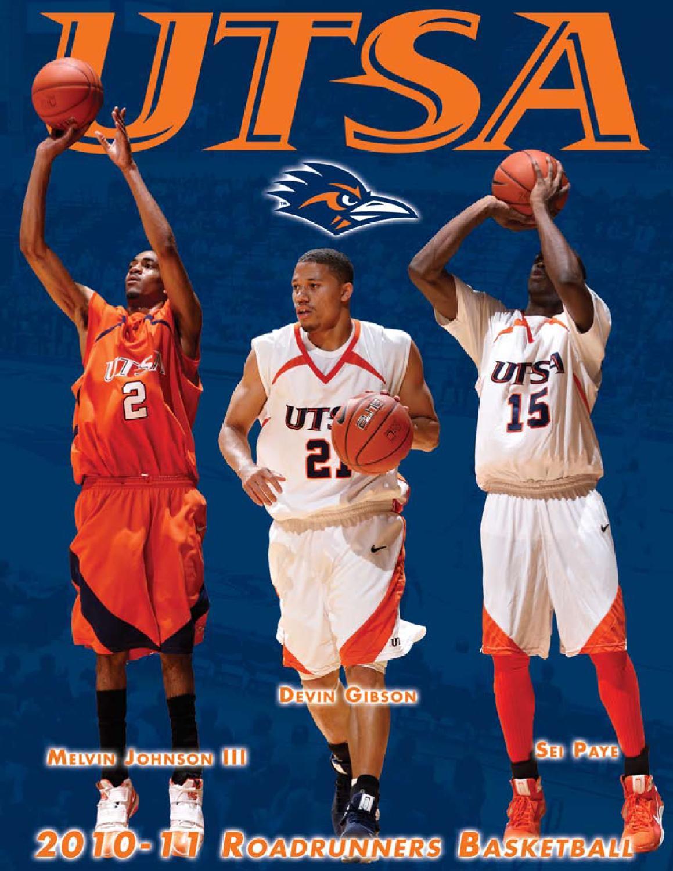 hight resolution of 2010 11 utsa men s basketball media guide by utsa athletics communications issuu