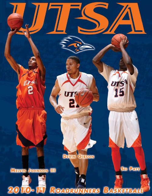 small resolution of 2010 11 utsa men s basketball media guide by utsa athletics communications issuu