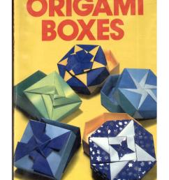 tomoko fuse origami boxes [ 1061 x 1500 Pixel ]
