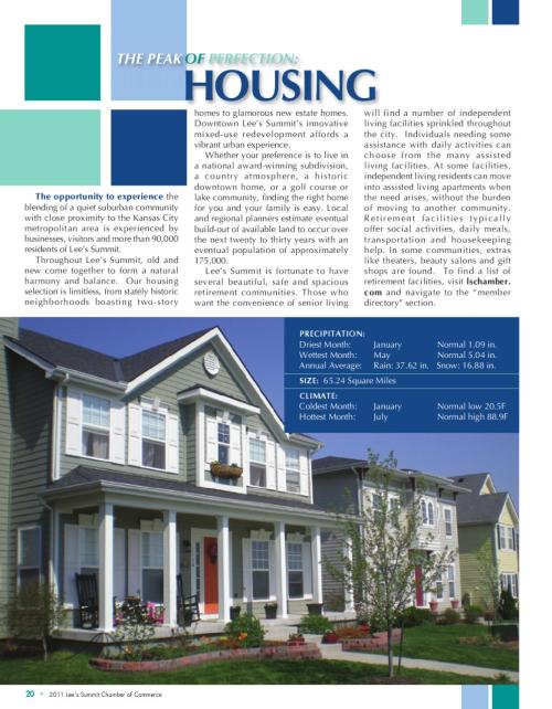 small resolution of 2011 lee s summit community profile by lee s summit chamber of commerce issuu