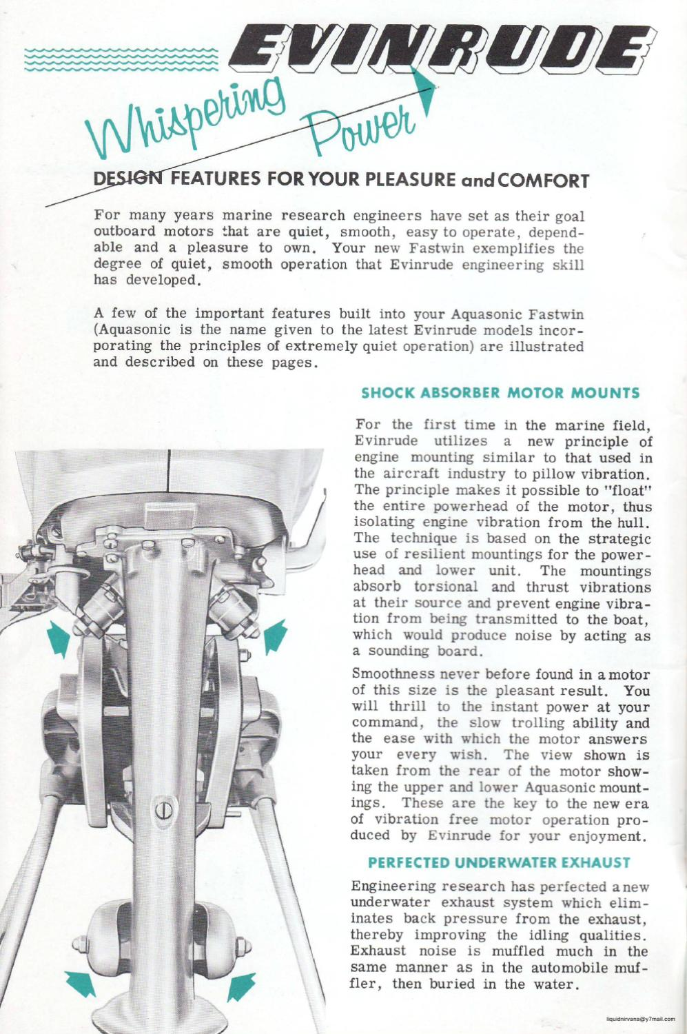 medium resolution of 1955 evinrude 15hp outboard motor fastwin owners manual by liquid nirvana issuu