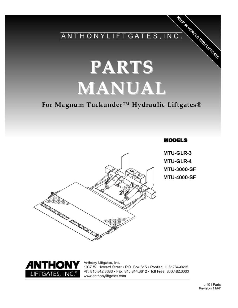 medium resolution of anthony liftgate wiring diagram wiring diagram today anthony liftgate switch wiring diagram