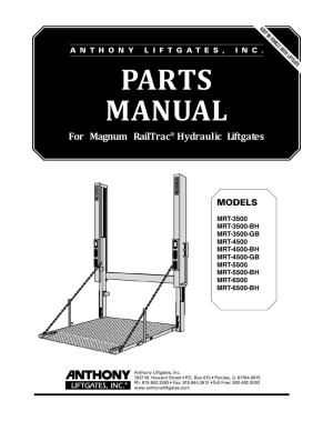 Anthony Liftgate Wiring Diagram | Wiring Library