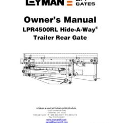 Maxon Hydraulic Pump Wiring Diagram Guitar 5 Way Switch Leyman Liftgate : 30 Images - Diagrams | Creativeand.co