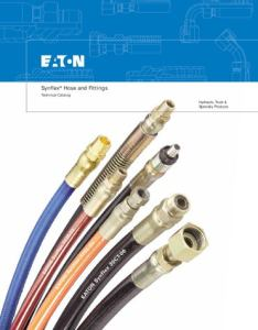 Synflex hose and fittings technical catalog hydraulic truck  specialty products also eaton aeroquip weatherhead thermoplastic rh issuu