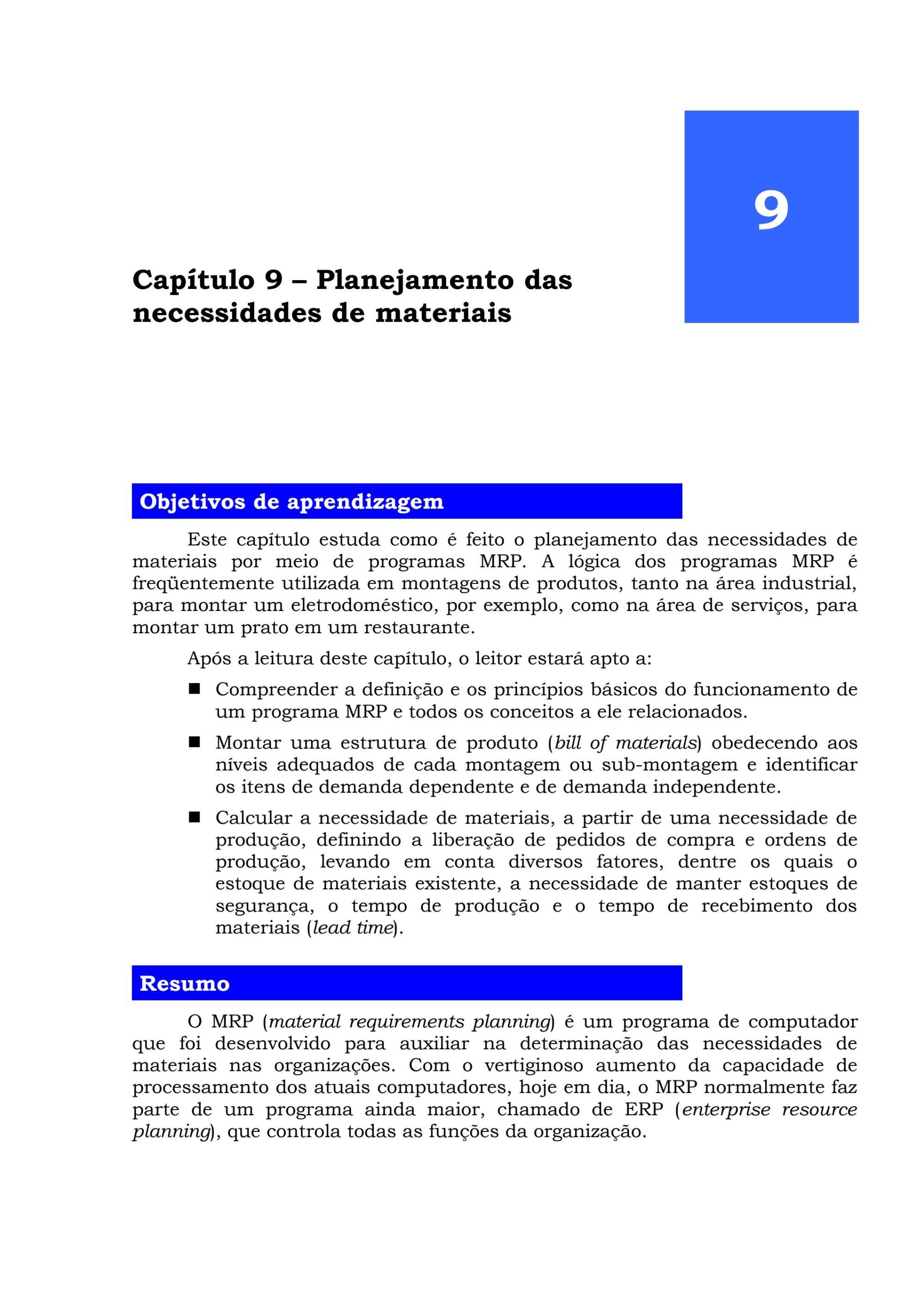 hight resolution of mrp planejamento das necessidades de materiais jurandir peinado e alexandre r graeml by jurandir peinado issuu