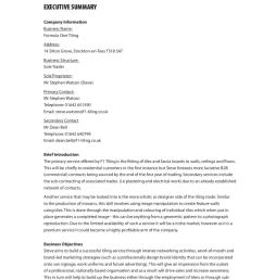 f1 tiling business plan by daniel pinkney issuu [ 1060 x 1500 Pixel ]