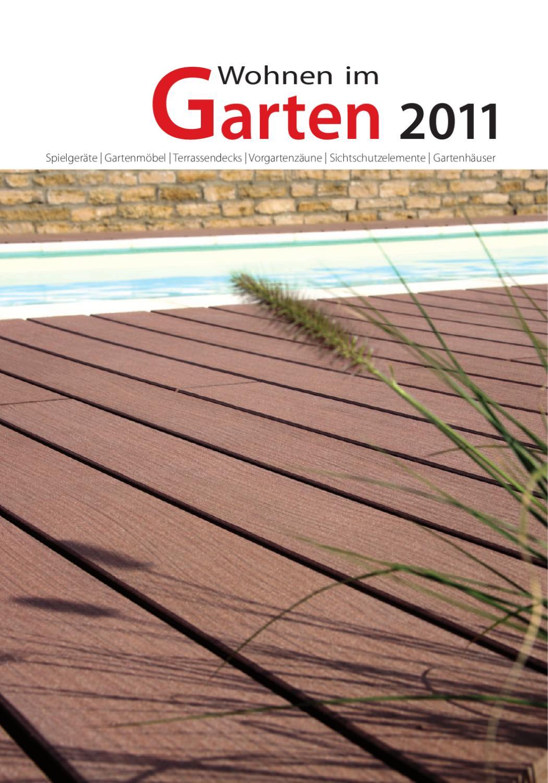 Speckmann Holz Im Garten 2011 By Gk Fachmarkt - Issuu