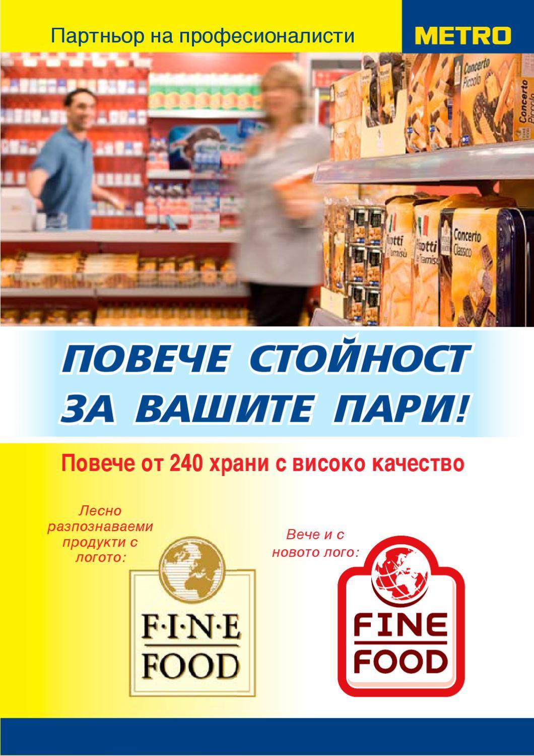 FINE FOOD by PromoOferti.com - Issuu