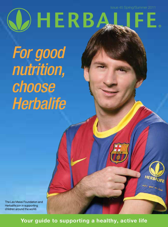 Messi Herbalife : messi, herbalife, Pb-test, Jonathan, Wright, Issuu
