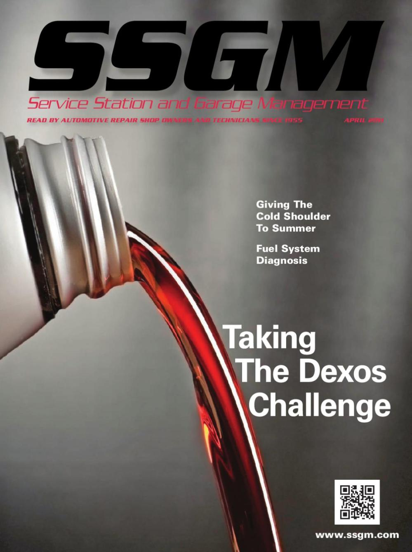 medium resolution of service station garage management april 2011 by annex business media issuu