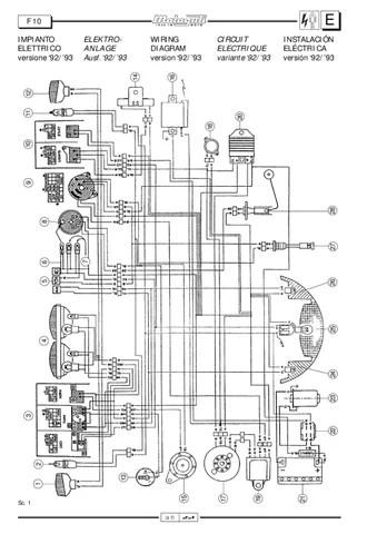 100 Circuit Wiring Diagram Malaguti F10 By Andrea Canu Issuu