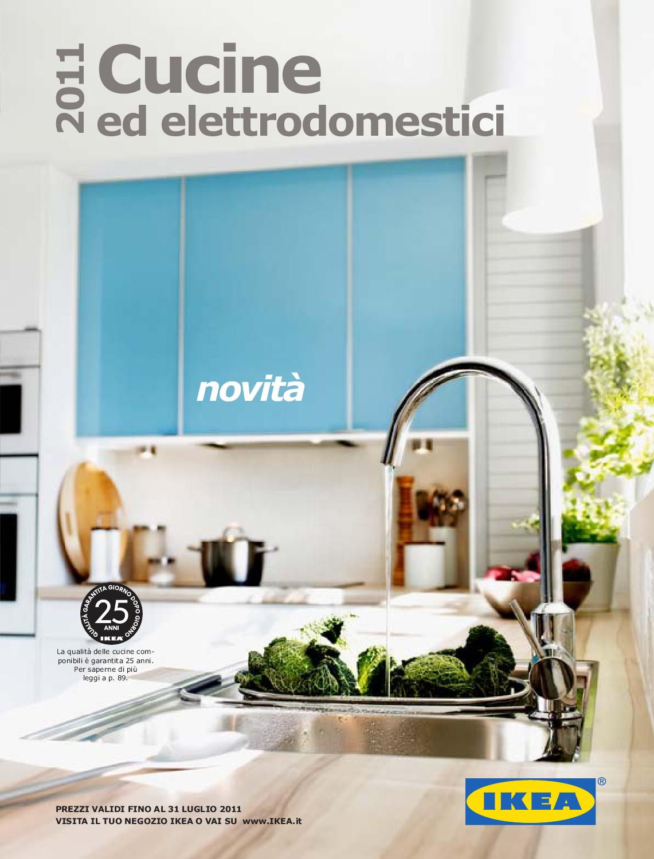 Il Nuovo Catalogo Ikea Speciale Cucine By Mobilpro Issuu