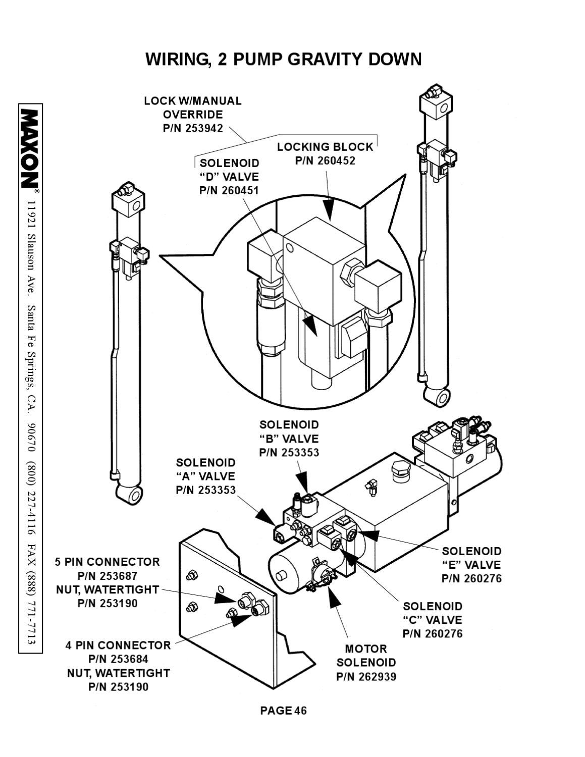 Maxon Sd125 Wiring Diagram : 26 Wiring Diagram Images