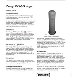 cvx s sparger instruction manual by rmc process controls filtration inc issuu [ 1159 x 1500 Pixel ]