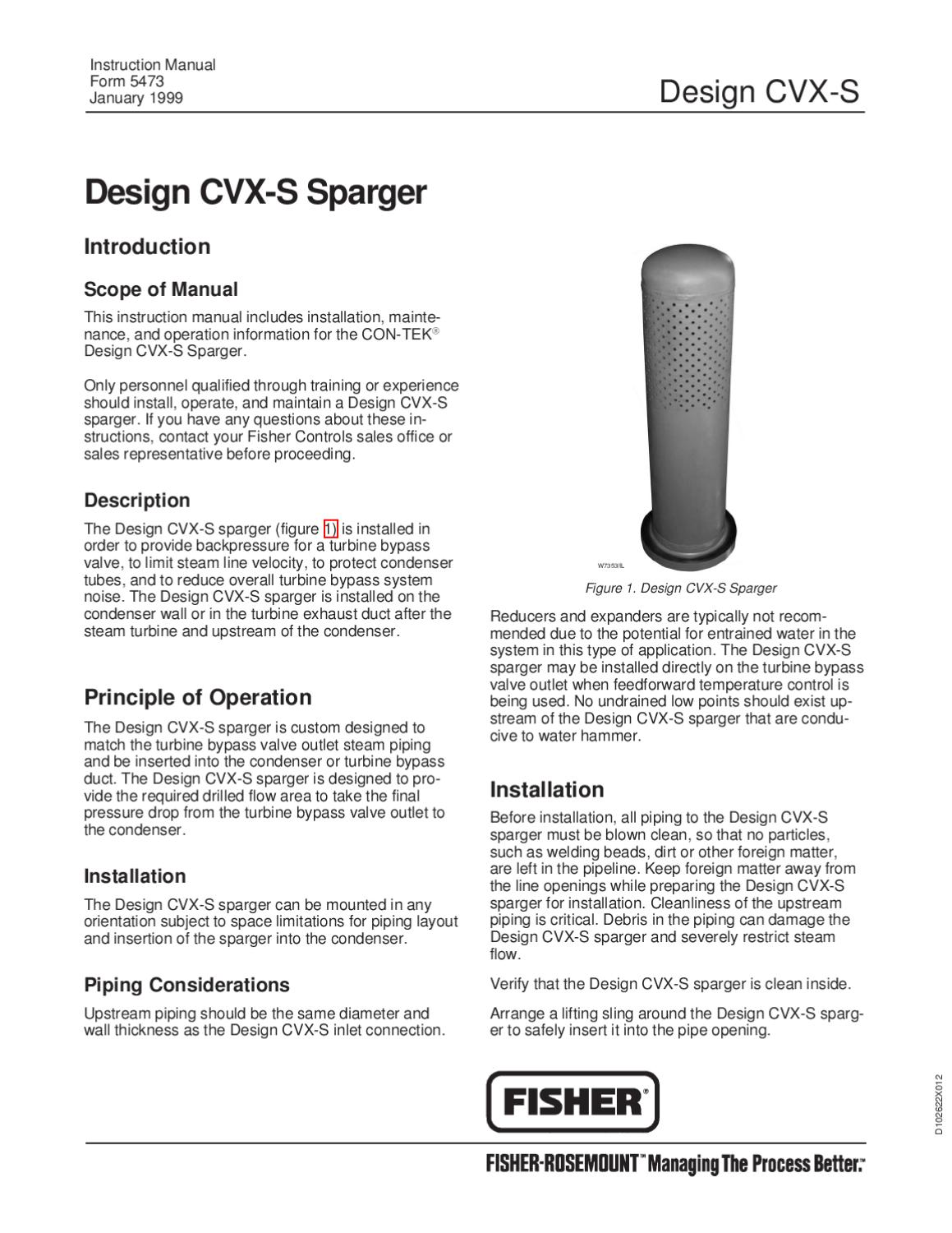 hight resolution of cvx s sparger instruction manual by rmc process controls filtration inc issuu
