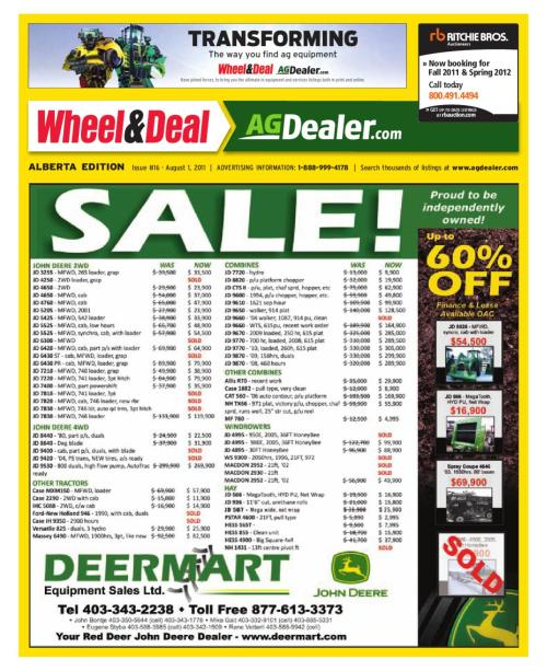 small resolution of wheel amp deal alberta august 1 2011 by farm business communications issuu