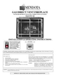 Mendota Gas Fireplaces by Smoke Fire - Issuu