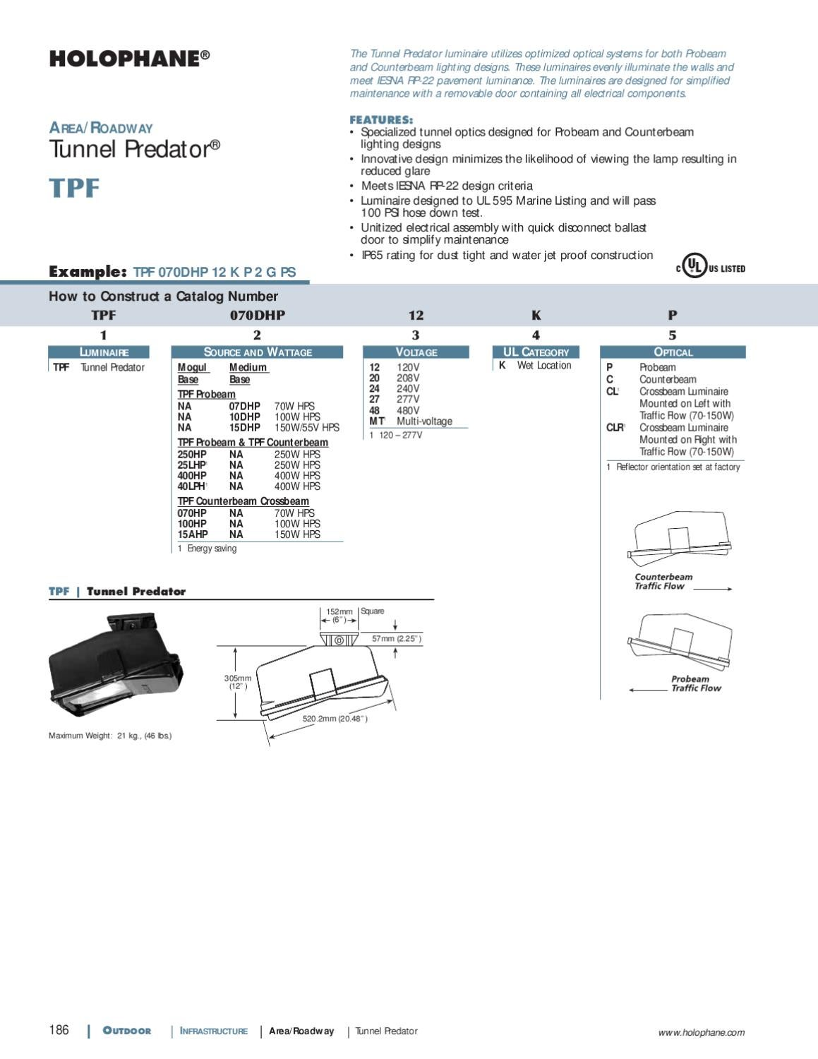 hight resolution of  ballast wiring diagram mule wiring diagram holophane outdoor product catalog by alcon lighting issuu