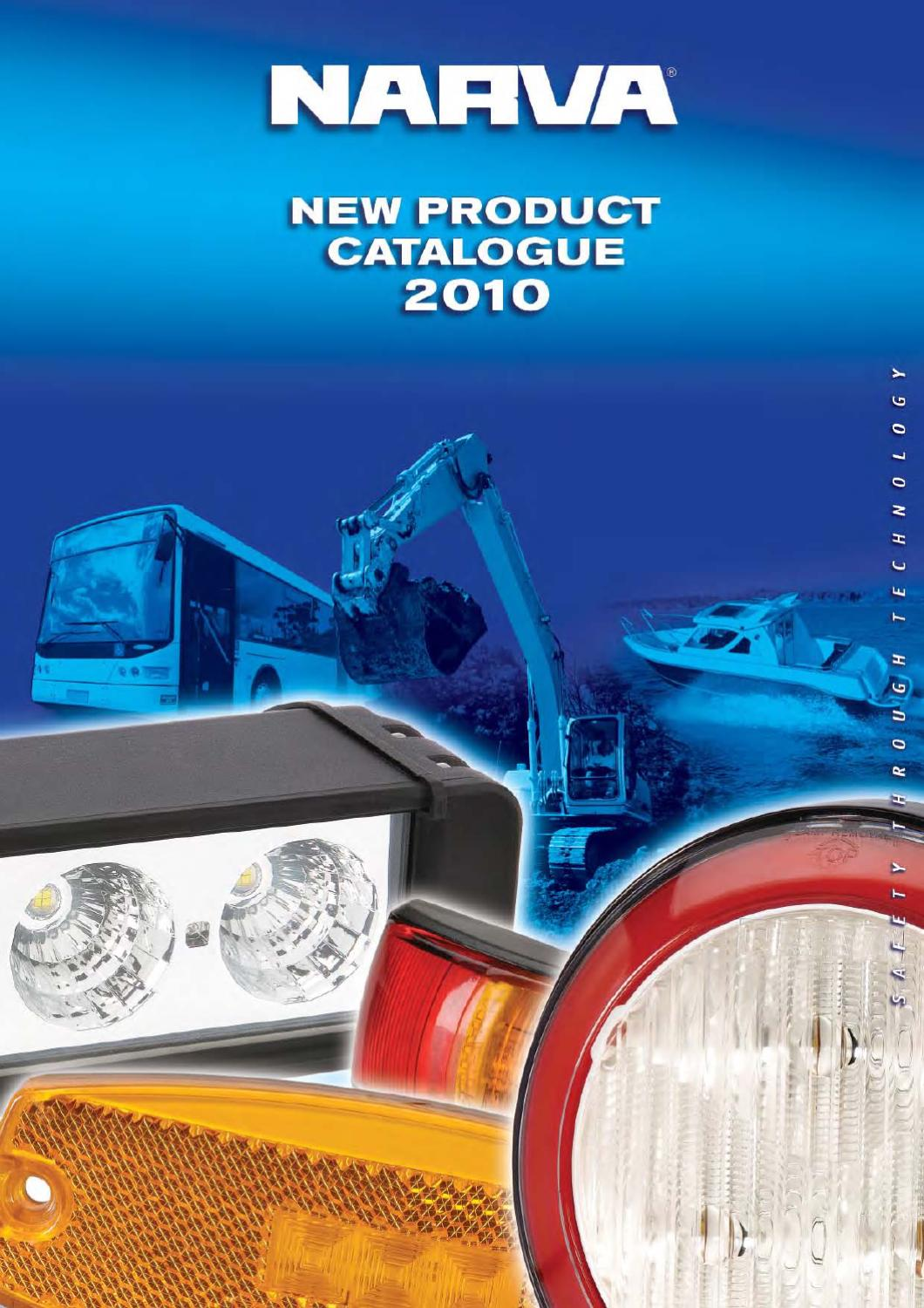hight resolution of narva new product catalogue 2010 eng by autosvet com ua issuu
