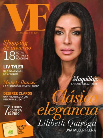 Revista VE 22 by Holstica Comunicacin SRL  Issuu