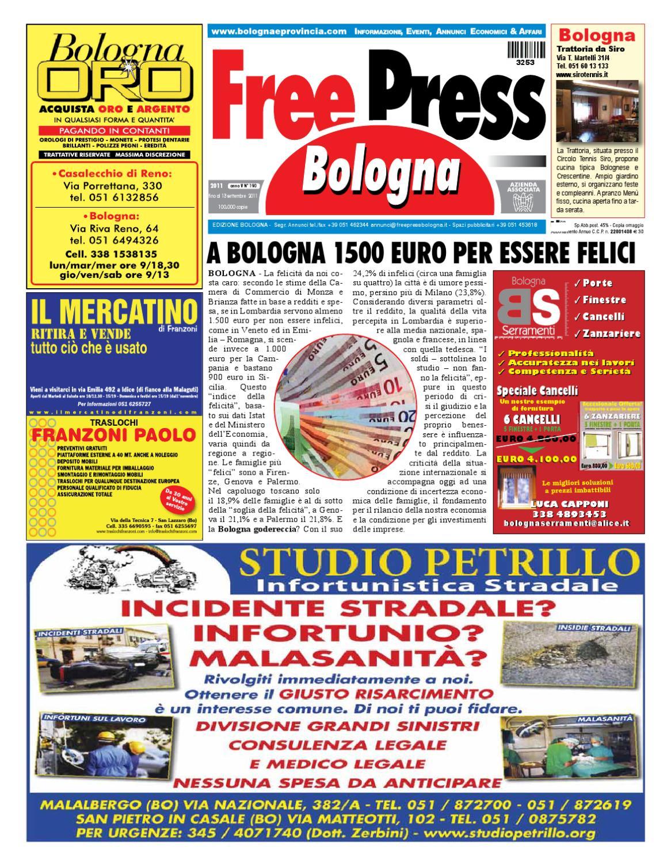 Freepress 190 By La Tribuna Srls Issuu