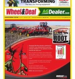 wheel amp deal saskatchewan september 19 2011 by farm business communications issuu [ 1159 x 1500 Pixel ]