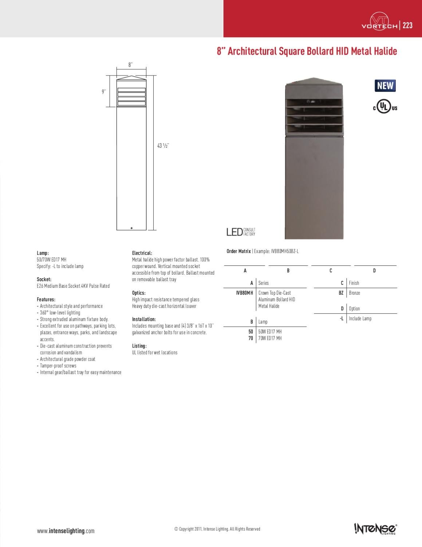 hight resolution of intense lighting catalog