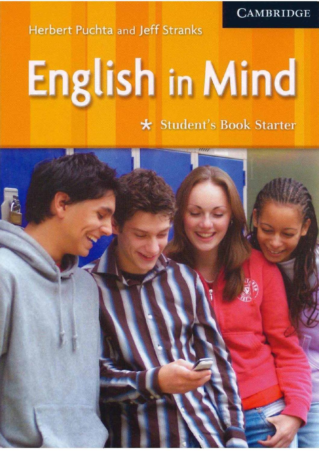 English In Mind Starter SB By Sabiha Boussaid Issuu