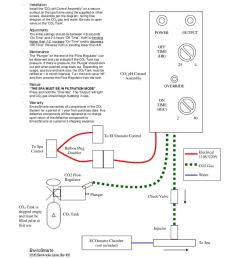 envirosmarte co2 system manual [ 1159 x 1500 Pixel ]