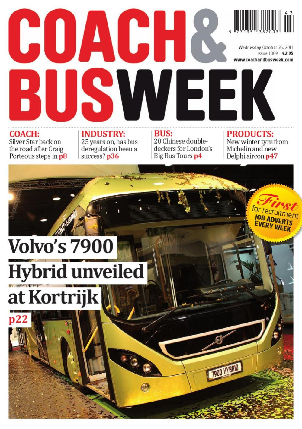 medium resolution of coach bus week issue 1009 by coach and bus week group travel world issuu