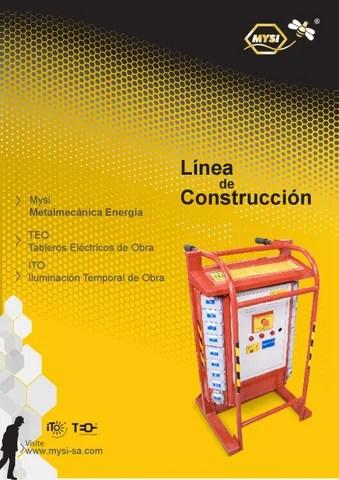 Lnea construccin by Mysi Mercadeo MM  Issuu