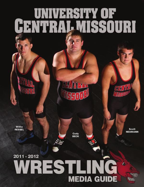 20112012 Mules Wrestling Media Guide by UCM Athletics Issuu