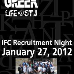 Chair Positions In A Fraternity Camp Chairs On Sale Ifc Recruitment Night Guide By St John 39s Greek Life Issuu
