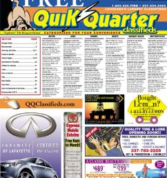 qq acadiana by part of the usa today network issuu saturn sl2 engine diagram 2003 saturn vue transmission harold s deli [ 1256 x 1500 Pixel ]