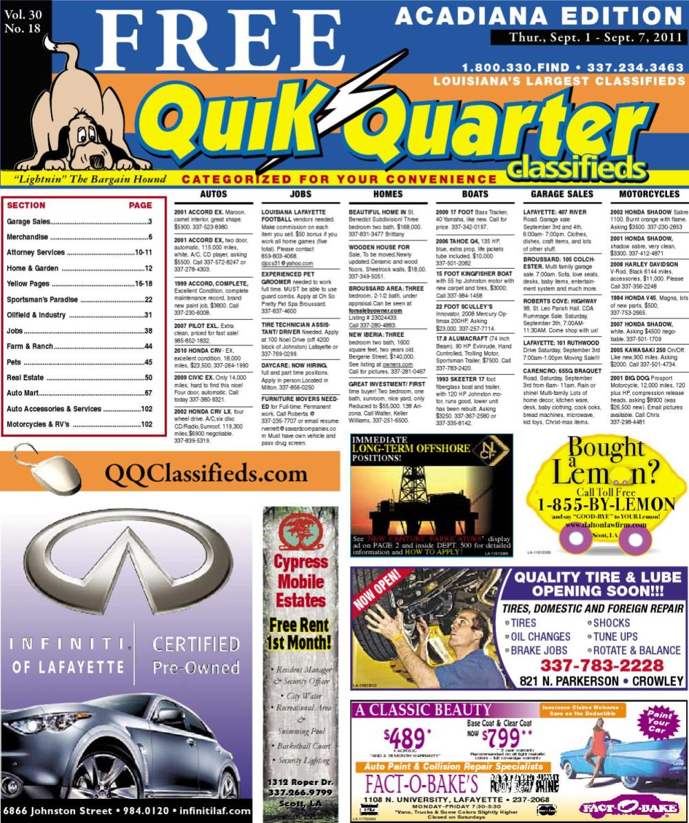 medium resolution of qq acadiana by part of the usa today network issuu saturn sl2 engine diagram 2003 saturn vue transmission harold s deli