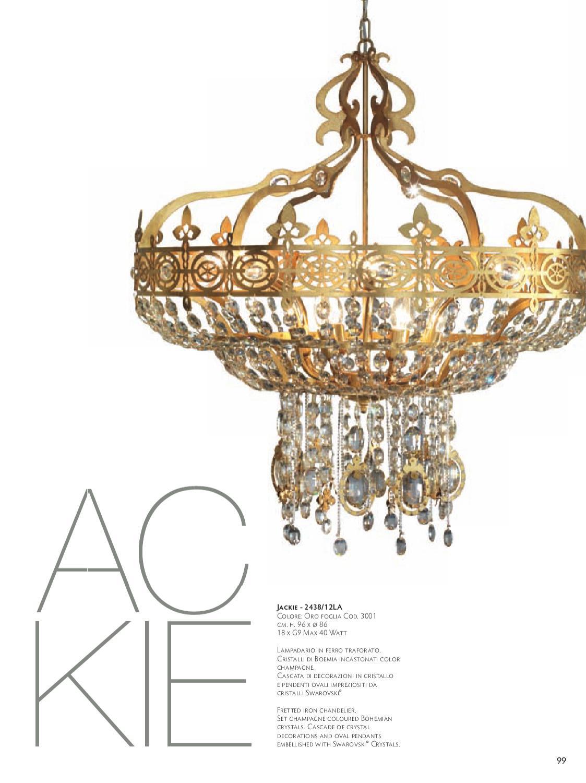 Questa lampada potrebbe essere appropriata da gu10 alogene oppure led lampadine di a++, a+, a, b, c, d, e, (450) w. Eurolampart Jewels By Anastasia Anastasia Issuu