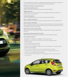 ford fiesta brochure 2012 by real strategy ltd issuu 2012 ford fiesta fuel filter [ 1060 x 1500 Pixel ]